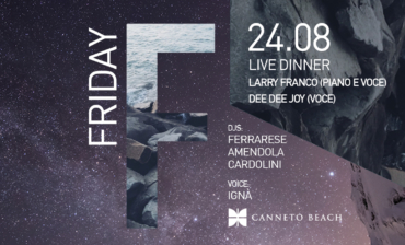 24 agosto: Canneto Friday